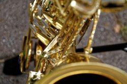 Saxophon Beschichtung